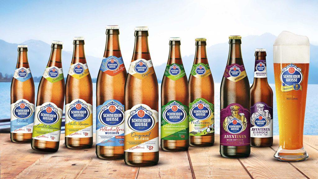 施耐德酒厂的小麦啤酒,Schneider Weisse